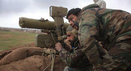 Quan doi Syria day lui IS o Deir Ezzor, tien vao vang dai chien luoc - Anh 1