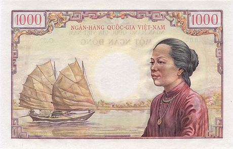 Nhung net dep tu tien giay Viet Nam qua nhung nam thang lich su - Anh 6