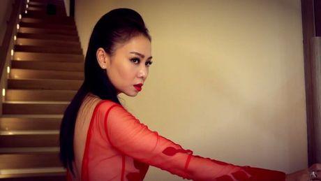 'Rung ron' truoc bieu cam lanh lung, dang so cua Thu Minh khi noi 'Goodbye' - Anh 2
