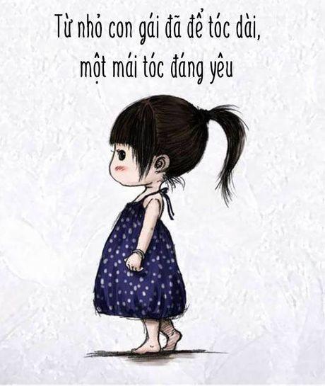 Buoc toc qua chat, me dang vo tinh lam con hoi dau - Anh 1