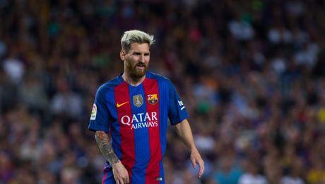 Messi se som tro lai san - Anh 1
