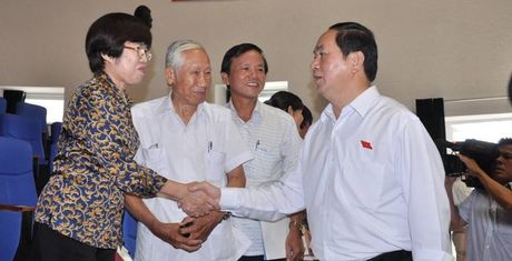 Chu tich nuoc: Trinh Xuan Thanh co tron cung kho thoat - Anh 1