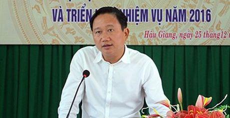 Chu tich nuoc: Trinh Xuan Thanh co tron cung kho thoat - Anh 2