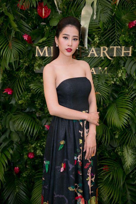 Nam Em tiet lo phan thi tai nang tai Hoa hau Trai dat 2016 - Anh 1