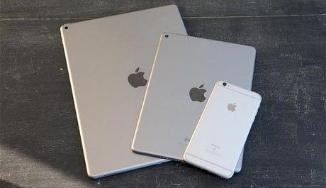 Se co den 3 chiec iPad Pro moi vao dau nam sau? - Anh 1