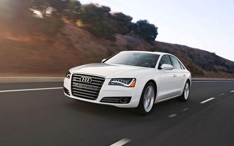 Audi A8 bi trieu hoi vi loi gay chet may - Anh 2