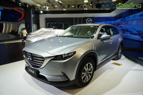 Ngam Mazda CX-9 the he moi truoc gio ra mat tai Ha Noi - Anh 1