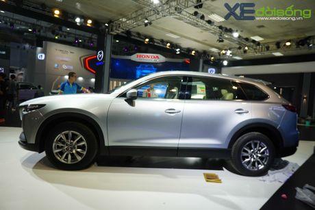 Ngam Mazda CX-9 the he moi truoc gio ra mat tai Ha Noi - Anh 2
