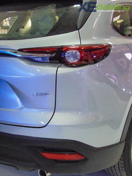Ngam Mazda CX-9 the he moi truoc gio ra mat tai Ha Noi - Anh 8