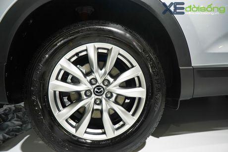 Ngam Mazda CX-9 the he moi truoc gio ra mat tai Ha Noi - Anh 9