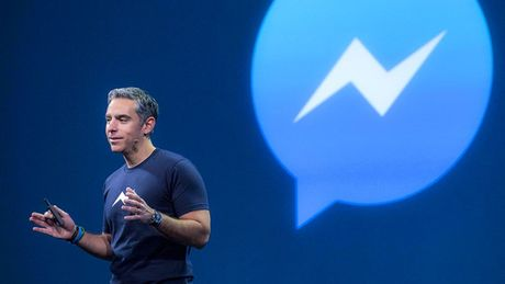Facebook tung ra Messenger Lite ho tro cac may doi cu - Anh 1