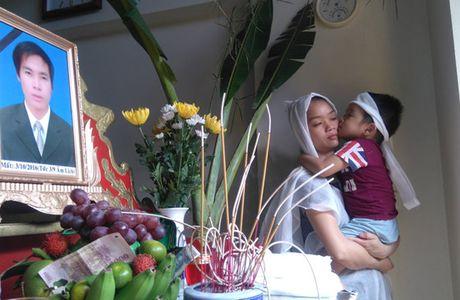 Du dinh dang do cua tai xe tu vong vu no taxi o Quang Ninh - Anh 1