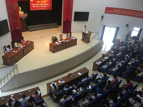 Chu tich nuoc: 'Trinh Xuan Thanh tron di dau cung bi loi ra anh sang' - Anh 2