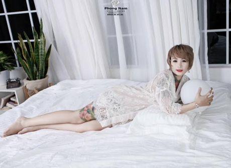 ''Hot girl xam tro'' Dao Chile dan than vao showbiz bang MV day but pha - Anh 5