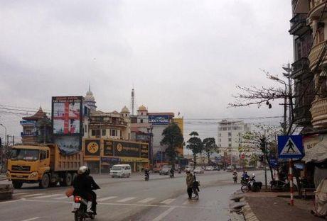 Thanh Hoa chon nha thau thi cong goi thau xay dung cau vuot - Anh 1