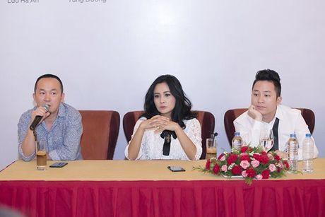 Thanh Lam 'nan ni' Quoc Trung cho hoc tro X-Factor 2016 duoc hat trong dem nhac Thanh Tung - Anh 1