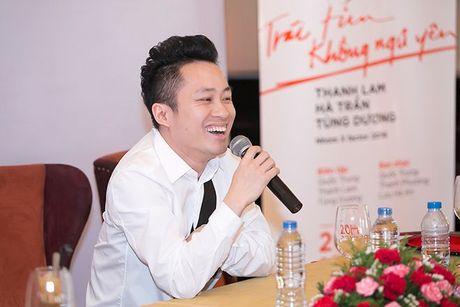 Thanh Lam 'nan ni' Quoc Trung cho hoc tro X-Factor 2016 duoc hat trong dem nhac Thanh Tung - Anh 2