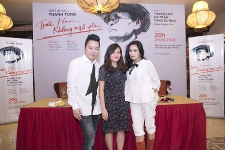 Thanh Lam 'nan ni' Quoc Trung cho hoc tro X-Factor 2016 duoc hat trong dem nhac Thanh Tung - Anh 5