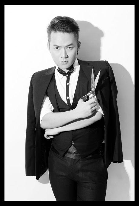 Minh Tu khoe ve sexy day nong bong trong show dien moi cua Chung Thanh Phong - Anh 5