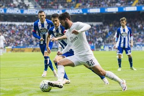 "Isco len tieng ve viec phai ""mai dung quan"" tai Real Madrid - Anh 2"