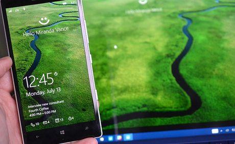 Microsoft muon dem Windows Hello len Android va iOS - Anh 1