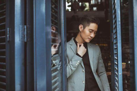 A quan 'Solo cung Bolero' Tuan Hoang ra mat album dau tay - Anh 1