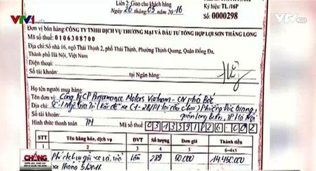 """Ha Noi: Phat hien 41 doanh nghiep """"ma"""" buon ban hoa don khong - Anh 1"""