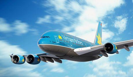 Vietnam Airlines phai hoan 4 chuyen bay den Busan do bao Chaba - Anh 1