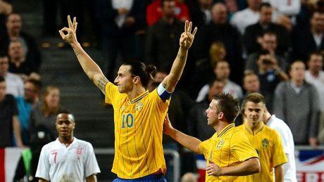 35 dieu co the ban chua biet ve King Zlatan Ibrahimovic - Anh 4