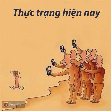 Loat tranh ve chung minh smartphone da anh huong den cuoc song chung ta the nao - Anh 8