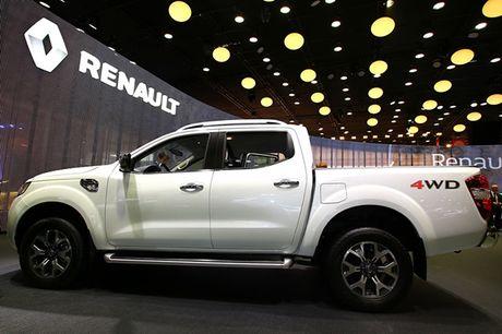 Hinh anh chinh thuc cua mau xe ban tai Renault Alaskan - Anh 4