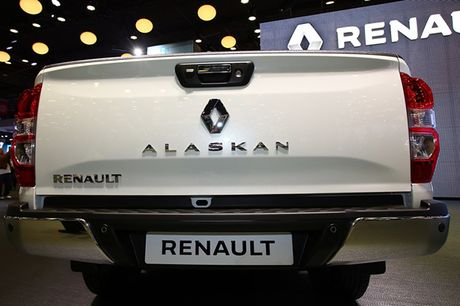 Hinh anh chinh thuc cua mau xe ban tai Renault Alaskan - Anh 8