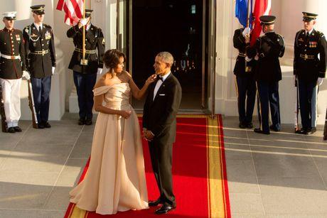 Chuyen tinh dep 24 nam cua vo chong Tong thong Obama - Anh 9