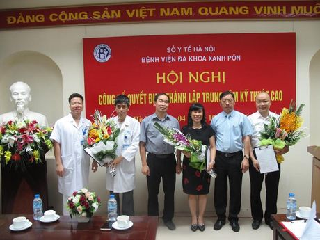 Ha Noi: Trung tam ky thuat cao dau tien dat tieu chuan chau Au sap di vao hoat dong - Anh 3