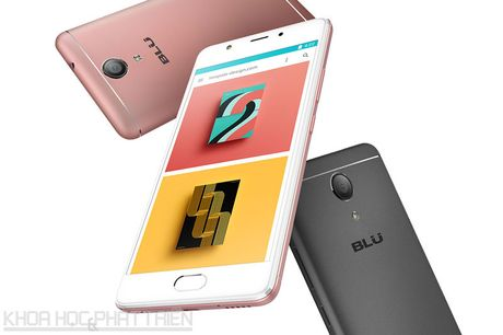 Smartphone My chuyen chup anh, RAM 4 GB, gia re - Anh 13