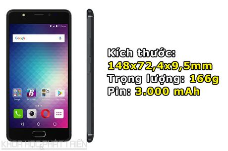 Smartphone My chuyen chup anh, RAM 4 GB, gia re - Anh 3