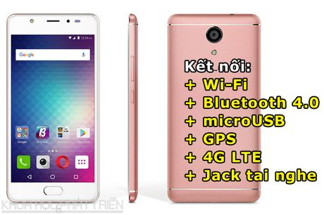 Smartphone My chuyen chup anh, RAM 4 GB, gia re - Anh 4