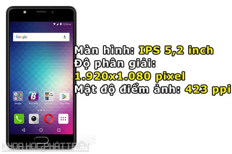 Smartphone My chuyen chup anh, RAM 4 GB, gia re - Anh 5