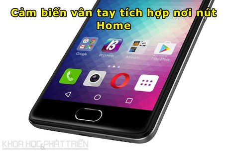 Smartphone My chuyen chup anh, RAM 4 GB, gia re - Anh 8