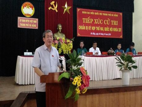 Ong Dinh The Huynh: Ra soat toan bo qua trinh cap phep Formosa - Anh 1