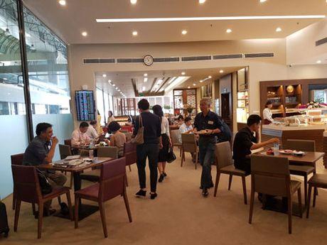 San bay Noi Bai co phong cho tieu chuan 4 sao - Anh 1