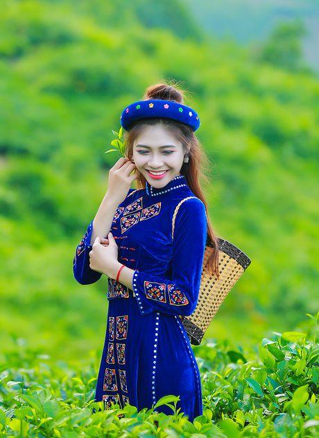 Ngam nhan sac cua tan Hoa khoi sinh vien Ha Noi - Anh 1