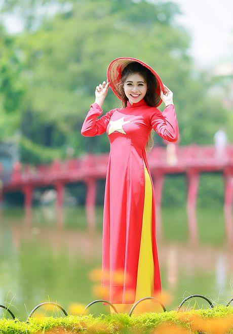 Ngam nhan sac cua tan Hoa khoi sinh vien Ha Noi - Anh 5