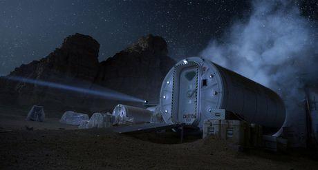 Tac gia cuon Nguoi Tro Ve Tu Sao Hoa - The Martian lai khong he muon len Sao Hoa cung Elon Musk - Anh 3