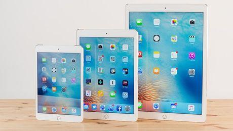 Apple iPad Pro 2017 co toi 3 phien ban - Anh 1