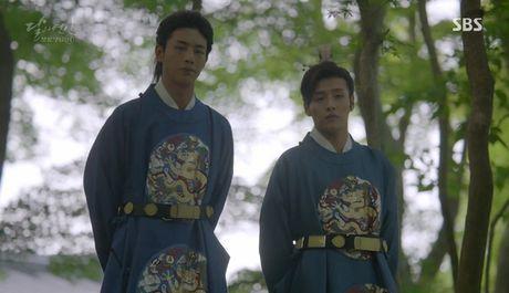 Khan gia sot ruot vi IU mai van chua yeu Lee Jun Ki - Anh 3