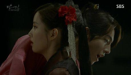 Khan gia sot ruot vi IU mai van chua yeu Lee Jun Ki - Anh 8