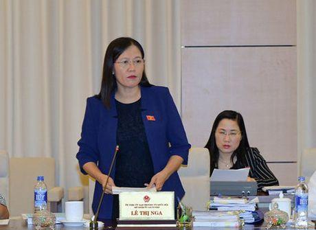 Chu nhiem Uy ban Tu phap de nghi xem xet lai vu PV Quang The - Anh 1