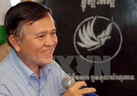 Campuchia: Quyen Chu tich CNRP dang ky bau cu sau 4 thang lan tron - Anh 1