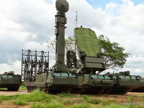Khiep so ten lua S-300 Nga trien khai toi Syria - Anh 4